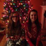 Sarah and Gracie