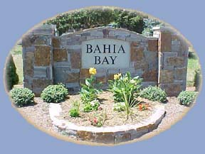 Bahia Bay Entrance