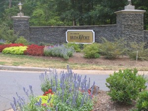 Bridgeport Entrance