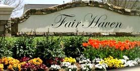 Fairhaven Entrance