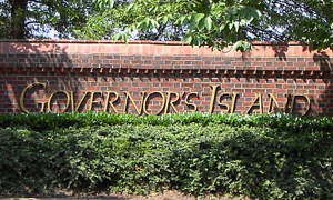 Governors Island Entrance