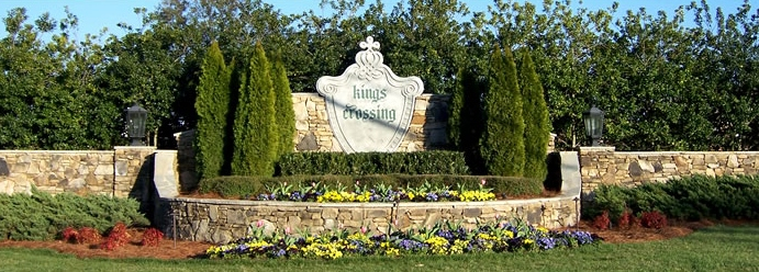 Kings Crossing Entrance