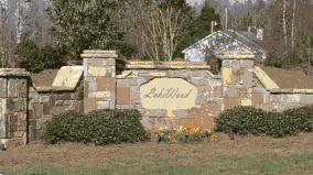 Lakewood Entrance