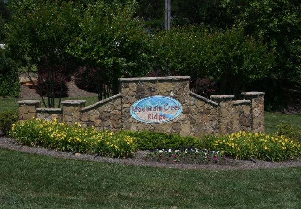 Mtn Crk Ridge Entrance