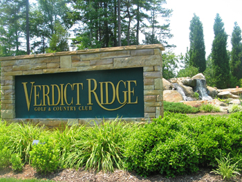 Verdict_Ridge Golf & Country Club