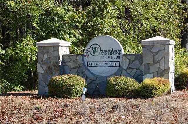 Warrior Golf Club at Lake Wright