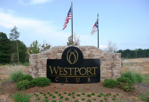Westport Club Entrance