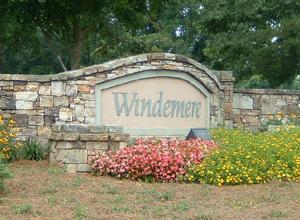 Windemere Island Entrance
