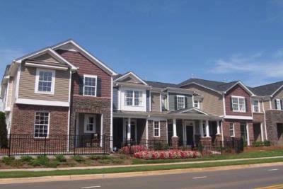 townhomes at Waterlynn
